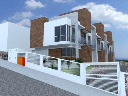 منزل عائلي كبير تنفيذ Cadu Martins Arquiteto e Urbanista