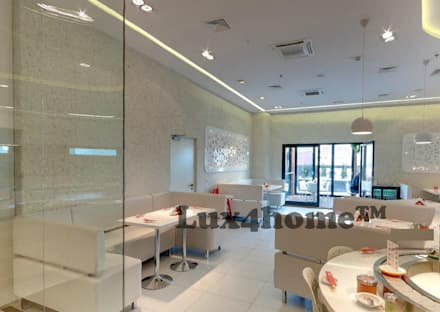 White pebble tiles walls commercial - pebble tile mosaic manufacturer:  Walls by Lux4home™ Indonesia