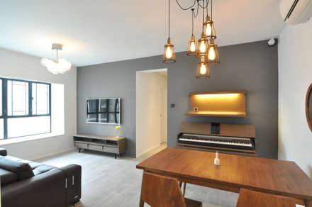 Living Room: mediterranean Living room by Mister Glory Ltd