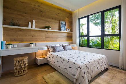 Moderne Schlafzimmer Von MIA Design Studio