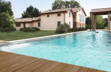 Infinity Pool by Viú Architettura