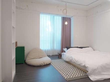 modern Media room by 달달하우스