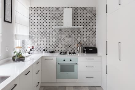 Kitchen units by Grant Studio