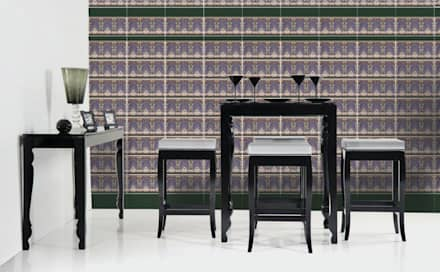 Mediterrane wohnzimmer ideen inspiration homify - Orientalische wandgestaltung ...