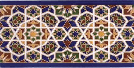 Mediterrane badezimmer einrichtungsideen und bilder homify - Orientalische wandgestaltung ...