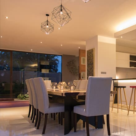 modern Dining room by Terra Development Group