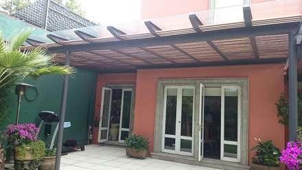 Roof by Materia Viva S.A. de C.V.