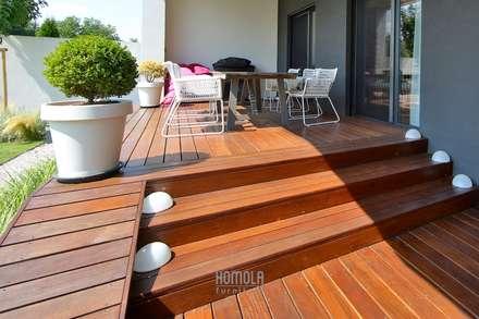 Privathaushalt15:  Terrasse von Homola furniture s.r.o