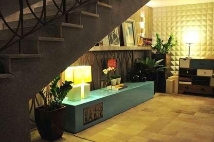 Pusat Eksibisi by Erlon Tessari Arquitetura e Design de Interiores