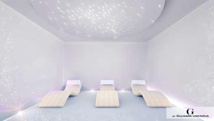 Дизайн-проект спа-салона Уфа: Спа в . Автор – Дизайн интерьера под ключ - GDESIGN