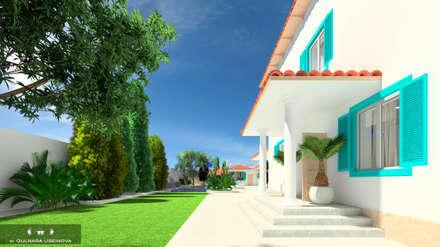 Дизайн-проект загородного дома в Крыму: Дома в . Автор – Дизайн интерьера под ключ - GDESIGN
