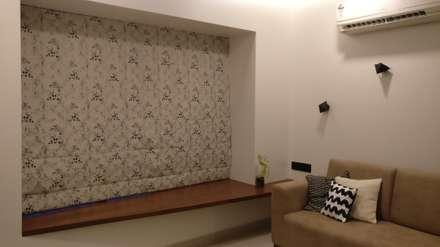 Scandinavian style living rooms homify for Room design mahim