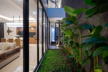 حديقة Zen تنفيذ Simple Projects Architecture