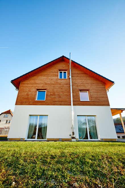 Casas passivas  por PassivHausPartschefeld
