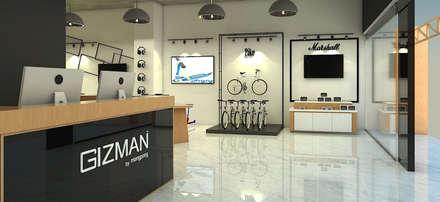 購物中心 by บริษัท  ทีซี อินเทอโน่ 456 จำกัด