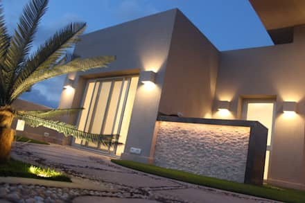 Hacienda Bay , North Coast , Alexandria:  Roof terrace by Arki Design
