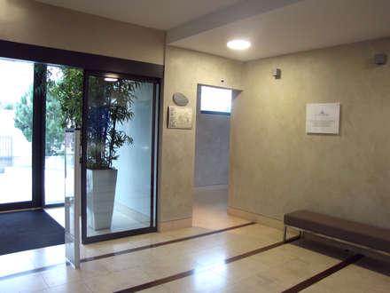 Termas Estoril - Banyan Tree Spa: Paredes  por Richimi Factory