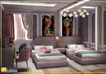 classic Bedroom by Art Attack