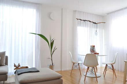 Soggiorni in stile scandinavo idee ispirazioni homify for Azienda di soggiorno di bolzano