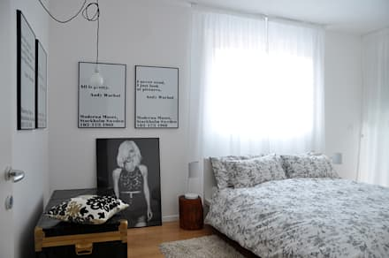 camera da letto: idee, immagini e decorazione | homify - Idee Per Arredare La Camera Da Letto