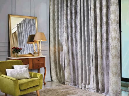 : classic Dressing room by Papersky Studio
