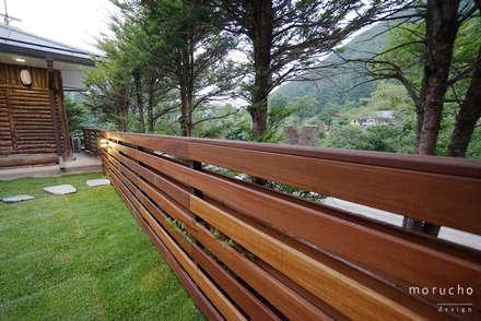 Front garden by 모루초디자인