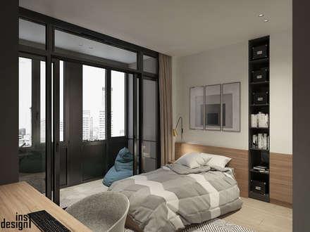 Habitaciones de niñas de estilo  de insdesign II