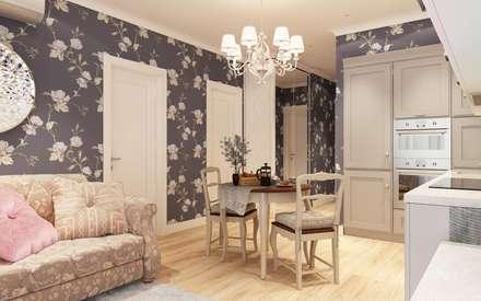 Небольшой Прованс: Столовые комнаты в . Автор – ivonindesign