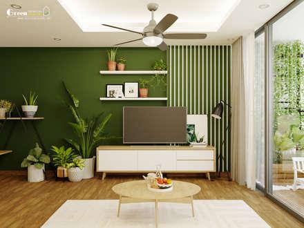 Ruang Makan by Green Interior