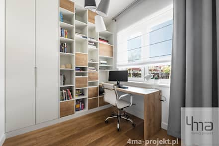 مكتب عمل أو دراسة تنفيذ 4ma projekt