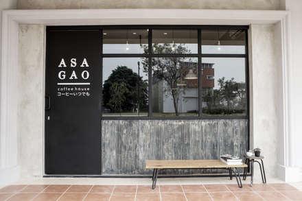 ASAGAO:  Restoran by EINHAUS
