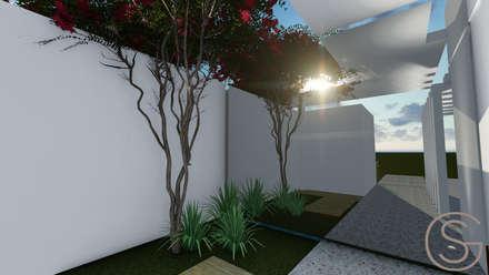 溫室 by Gislene Soeiro Arquitetura e Interiores