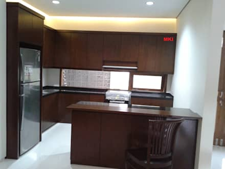 PANTRY:  Dapur by PT.Matabangun Kreatama Indonesia