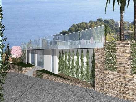 Infinity Pool by Arch. Giuseppe Barone _ Studio di Architettura & Tutela del Paesaggio