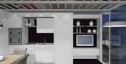 Nhà kính by Arch. Giuseppe Barone _ Studio di Architettura & Tutela del Paesaggio