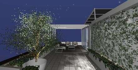 mediterranean Conservatory by Arch. Giuseppe Barone _ Studio di Architettura & Tutela del Paesaggio