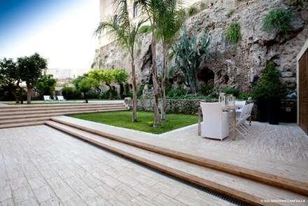 Vườn đá by Arch. Giuseppe Barone _ Studio di Architettura & Tutela del Paesaggio
