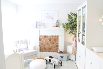 Baby room by Catarina Batista Studio