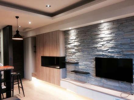 室內設計裝潢-原砌:  辦公室&店面 by 解構室內設計