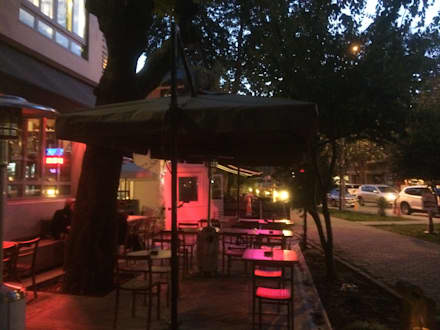 Jardins de Inverno tropicais por Akaydın şemsiye