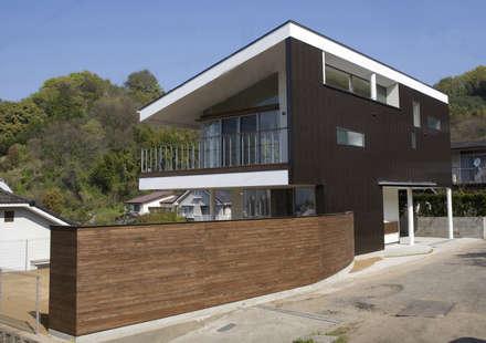 Passiefhuis door Y.Architectural Design