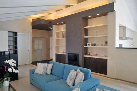 soggiorno: idee, immagini e decorazione | homify - Soggiorno Moderno