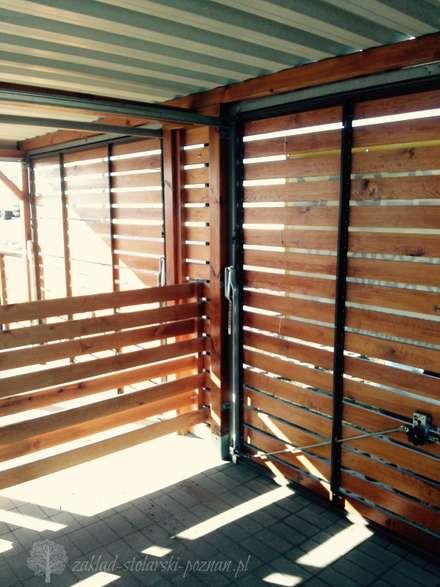 Doppio garage idee immagini e decorazione homify - Dimensioni garage doppio ...