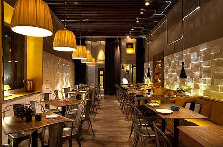 Gastronomy by kırlangıç mimari tasarım