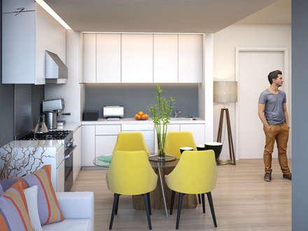 MHD Design Group – : modern tarz Yemek Odası
