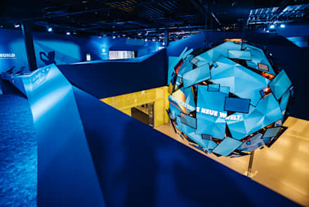Museus  por Frank Dittmann Gmbh I Atelier für Szenografie und Architektur