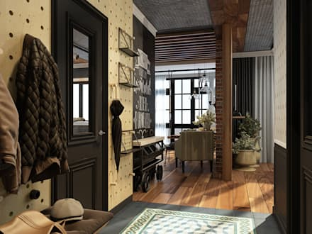 Corridor & hallway by Alyona Musina