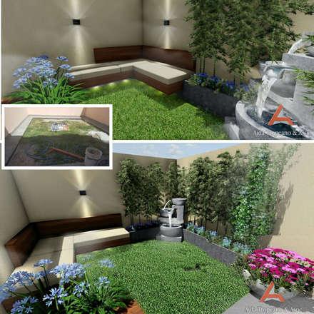 jardn pequeo jardines grandes flores proyecto jardines de estilo clsico por