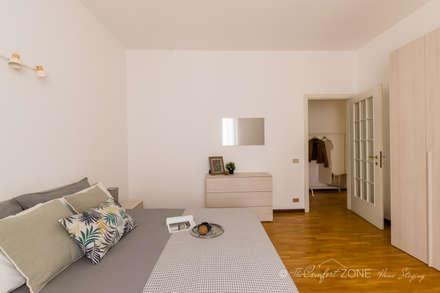 Camera da letto in stile in stile Tropicale di homify