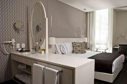 HOTEL EN BOGOTA: Hoteles de estilo  por Ecologik